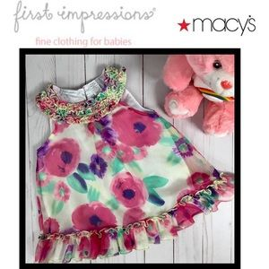 New 🌼 Listing! NWT 1st Impressions Dress, 18MO